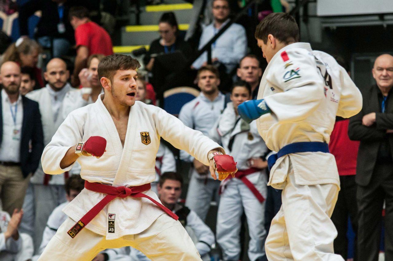Hintergrundbild Ju-Jitsu