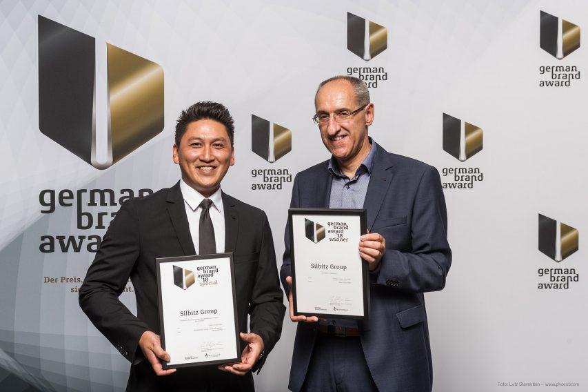 Zeitzer Agentur gewinnt German Brand Award