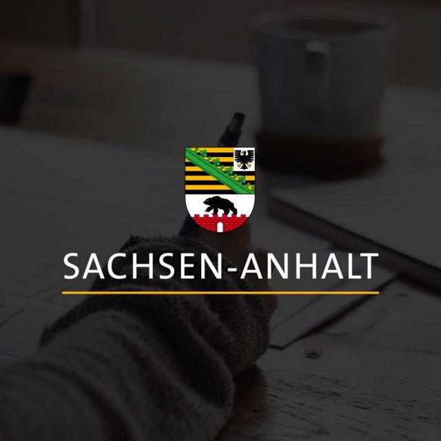 Relaunch Konzept Sachsen-Anhalt Portal