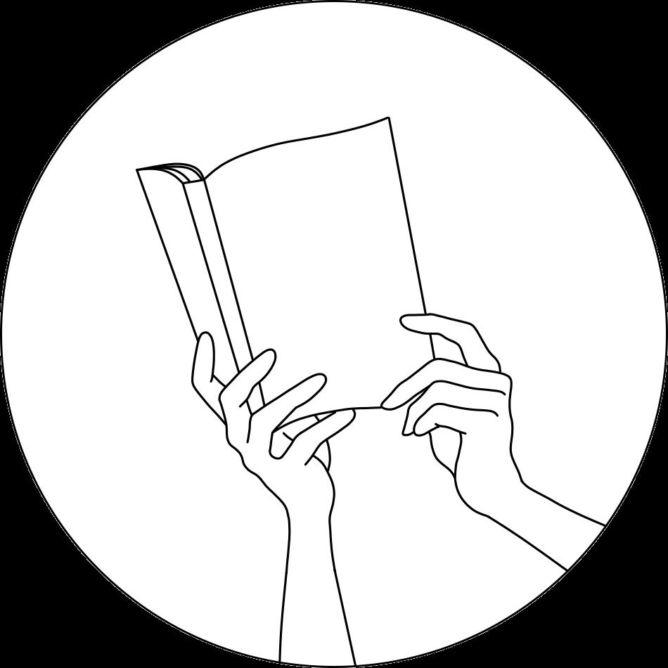 Hände TM Buch w